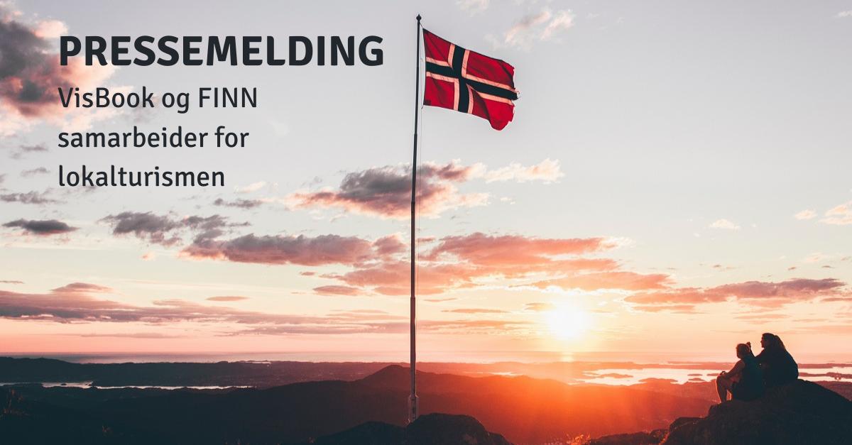 VisBook og FINN samarbeider for lokalturismen-img